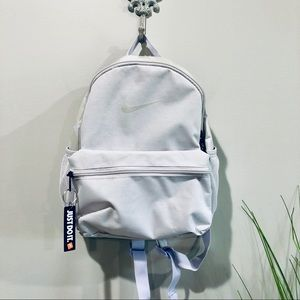 Nike small backpack purse gym bag iridescent